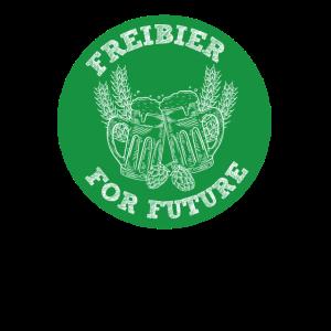 Freibier for Future - Fridays for Future Parodie