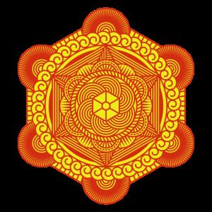 METATRONS WÜRFEL Meditation Yoga Heilige Geometrie