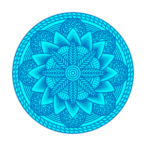 BLUME des LEBENS Meditation Yoga Heilige Geometrie