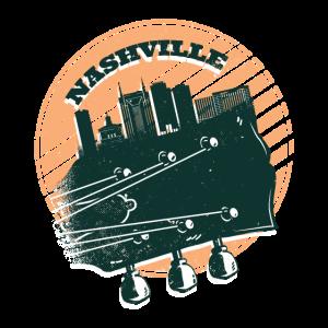 Nashville Gitarren Skyline Country Musik