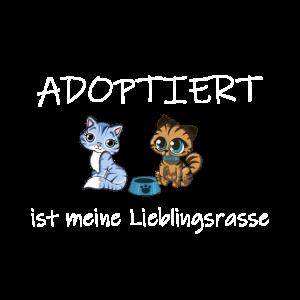 Adoptiert ist meine Lieblingsrasse