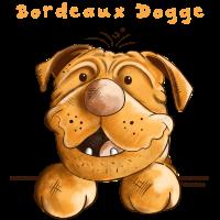 Süße Bordeaux Dogge