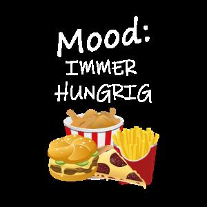 Mood - Immer hungrig