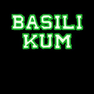 Basilikum - Koch - Köche