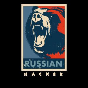 Vintage Russian Hacker