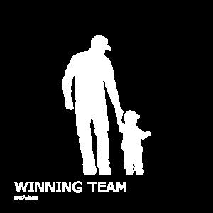 Winning Team white