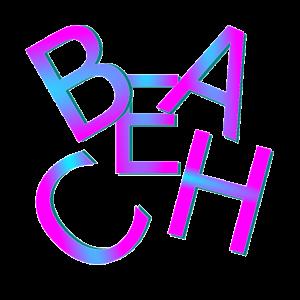 B E A C H