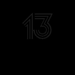 Dreizehn 13 thirteen