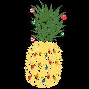 Ananas Weihnachten