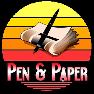 Pendeln und Papier