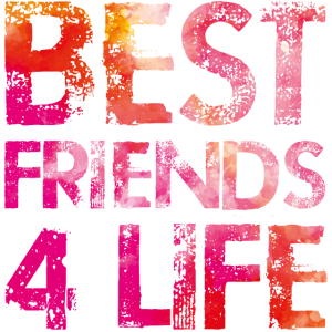 best friends 4 life bunt