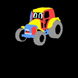 Traktor Kinder Trecker
