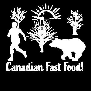 Kanadisches Fast Food
