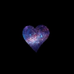 Herz Weltenall ALL Space Astronaut ufo weltall