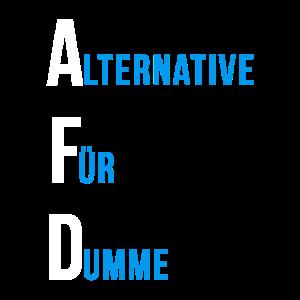Alternative für dumme