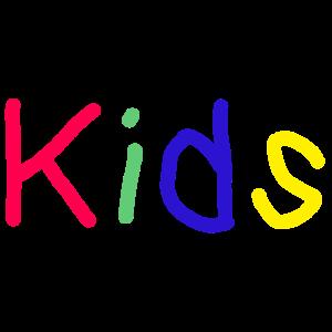 Kids Geschenkidee Kinder Bunt