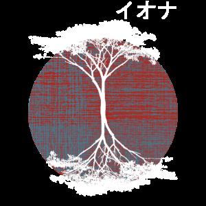 Japanischer Baum