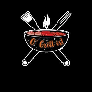 Grillen Grill BBQ Grillfleisch Grillparty Geschenk