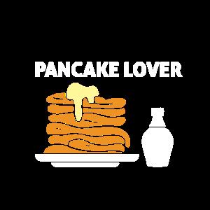 Pancake Lover Pfannkuchen Sirup Design
