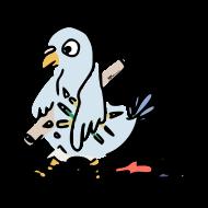 pigeon artiste atelier kôta illustration dessins boutique produits artist