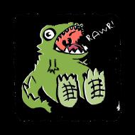 bébé dinosaure atelier kôta illustration dessins boutique produits artist