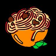 bol de spaghetti atelier kôta illustration dessins boutique produits artist