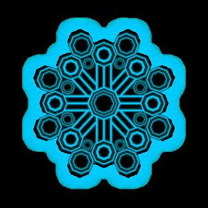Sacred Geometry Psychedelic Goa