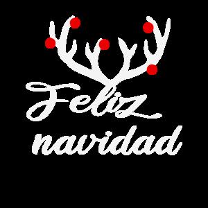 Feliz navidad Frohe weihnachten Merry Christmas