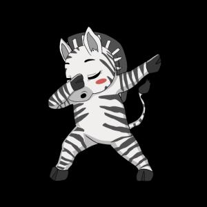Dabbing Zebra Dab Dance Zebras
