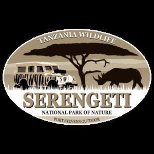 Serengeti - Rhino & Jeep Safari - Nashorn