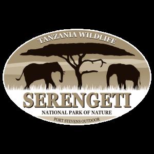 Serengeti - Elephant - Elefant