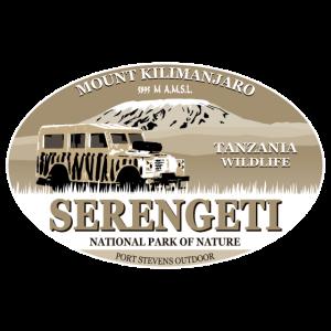 Serengeti - Mount Kilimanjaro - Safari Jeep
