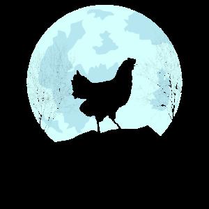 Huhn Hühner