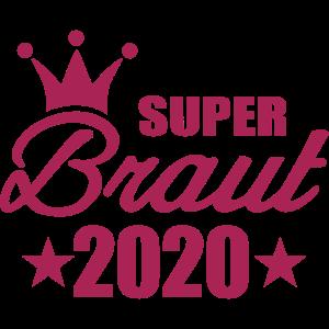 Braut 2020