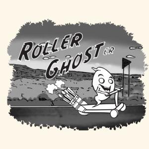 roller ghost