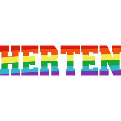 Herten Regenbogenfahne - Herten ist bunt. - transgender,queer,lesbisch,homosexuell,bunt,bisexuell,bisexual,Tolleranz,Stadt,Schwule,Regenbogenflagge,Regenbogenfahne,Regenbogen,Nordrhein-Westfalen,NRW,Lesben,LGBT,Herten,Germany,Gay pride,Deutschland,CSD