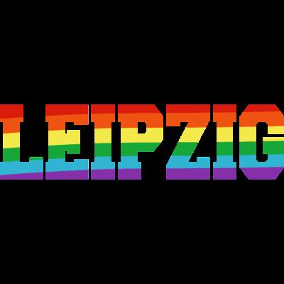 Leipzig Regenbogenfahne - Leipzig ist bunt. - transgender,queer,lesbisch,homosexuell,bunt,bisexuell,bisexual,Tolleranz,Stadt,Schwule,Sachsen,Regenbogenflagge,Regenbogenfahne,Regenbogen,Lesben,Leipzig,LGBT,Germany,Gay pride,Deutschland,CSD