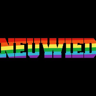 Neuwied Regenbogenfahne - Neuwied ist bunt. - transgender,queer,lesbisch,homosexuell,bunt,bisexuell,bisexual,Tolleranz,Stadt,Schwule,Rheinland-Pfalz,Regenbogenflagge,Regenbogenfahne,Regenbogen,Neuwied,Lesben,LGBT,Germany,Gay pride,Deutschland,CSD