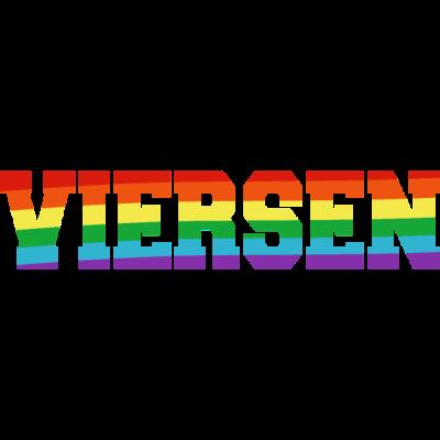 Viersen Regenbogenfahne - Viersen ist bunt. - transgender,queer,lesbisch,homosexuell,bunt,bisexuell,bisexual,Viersen,Tolleranz,Stadt,Schwule,Regenbogenflagge,Regenbogenfahne,Regenbogen,Nordrhein-Westfalen,NRW,Lesben,LGBT,Germany,Gay pride,Deutschland,CSD