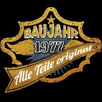 Baujahr 1977 - Alle Teile original