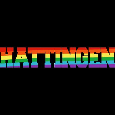 Hattingen Regenbogenfahne - Hattingen ist bunt. - transgender,queer,lesbisch,homosexuell,bunt,bisexuell,bisexual,Tolleranz,Stadt,Schwule,Regenbogenflagge,Regenbogenfahne,Regenbogen,Nordrhein-Westfalen,NRW,Lesben,LGBT,Hattingen,Germany,Gay pride,Deutschland,CSD