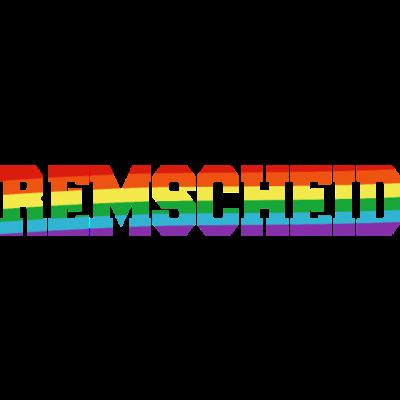 Remscheid Regenbogenfahne - Remscheid ist bunt. - transgender,queer,lesbisch,homosexuell,bunt,bisexuell,bisexual,Tolleranz,Stadt,Schwule,Remscheid,Regenbogenflagge,Regenbogenfahne,Regenbogen,Nordrhein-Westfalen,NRW,Lesben,LGBT,Germany,Gay pride,Deutschland,CSD