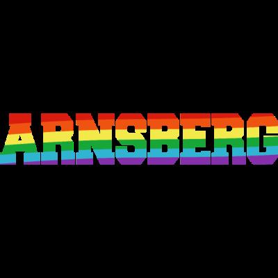 Arnsberg Regenbogenfahne - Arnsberg ist bunt. - transgender,queer,lesbisch,homosexuell,bunt,bisexuell,bisexual,Tolleranz,Stadt,Schwule,Regenbogenflagge,Regenbogenfahne,Regenbogen,Nordrhein-Westfalen,NRW,Lesben,LGBT,Germany,Gay pride,Deutschland,CSD,Arnsberg