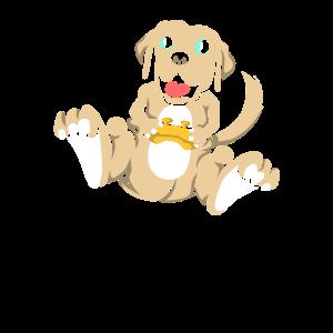 Gamer Hund