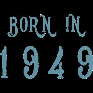 70. Geburtstag Jahre Geschenk Birthday Ehrentag