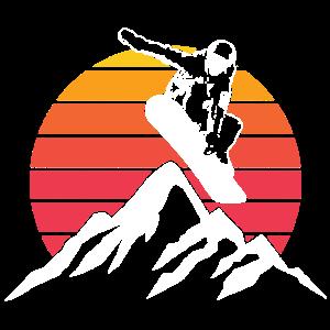 Snowboarden | Snowboard Snowboarder Geschenkideen