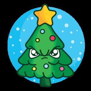 Weihnachten, Heiligabend, Weihnachtsbaum - Design