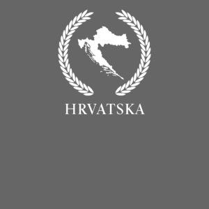 HRVATSKA Flag