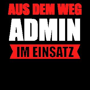 System Admins Administratoren Server Geschenk