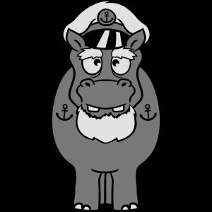 matrose kapitaen boot schiff deck muetze